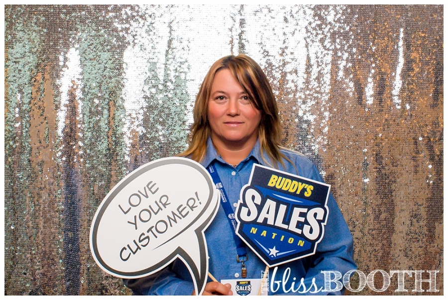 Buddy S Home Furnishings Sales Nation Conference Downtown Tampa Corporate Event Photo Booth